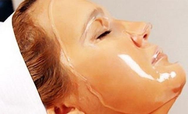 Видео: желатиновая маска для лица