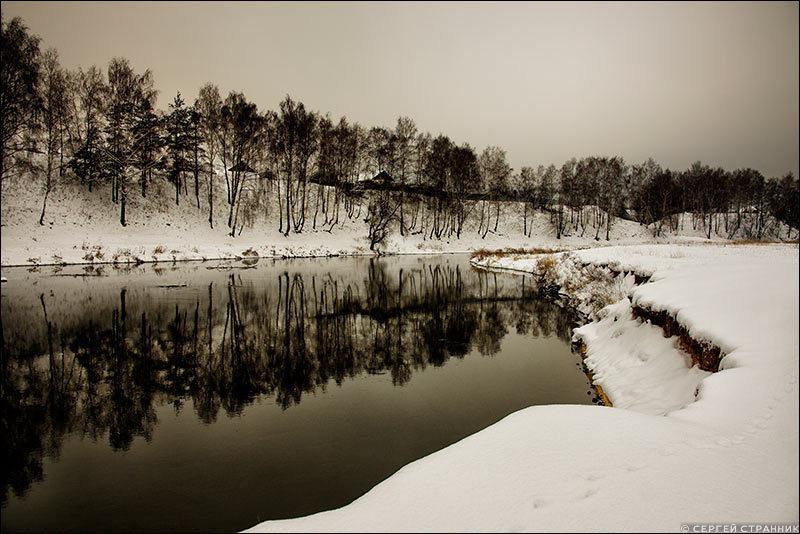 Зимнее путешествие во времени