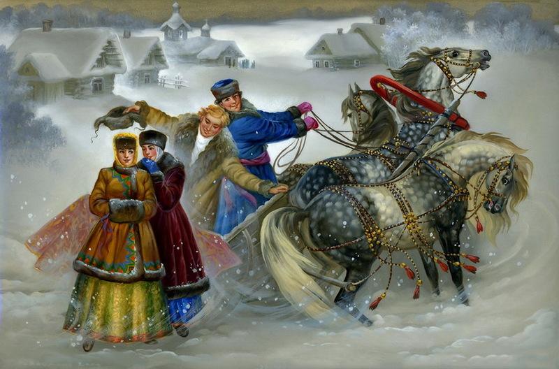 Миф о вековечной бедности простого русского народа