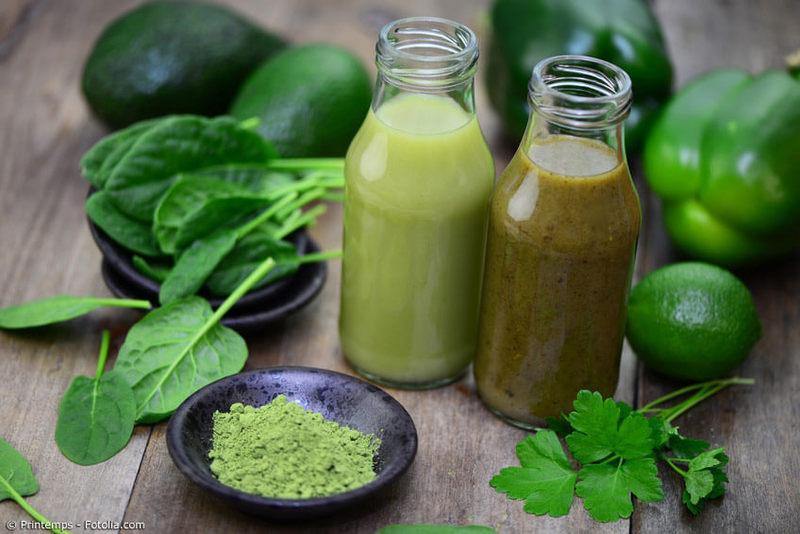 Зелень - идеальный заменитель незаменимых белков, и не только