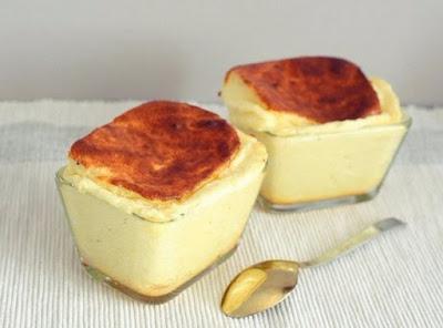 Это, пожалуй, самый простой способ приготовить сырное суфле. Ничего сложного!