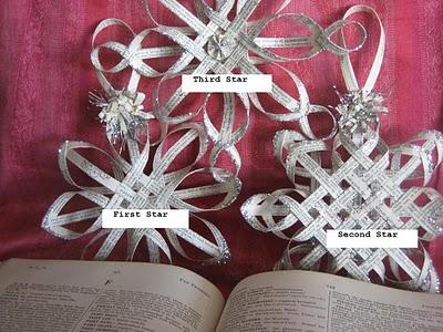 Как сделать ажурные снежинки из бумаги