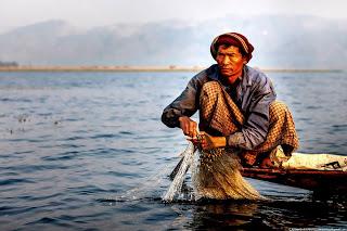Топ 10 Необычных способов ловли рыбы