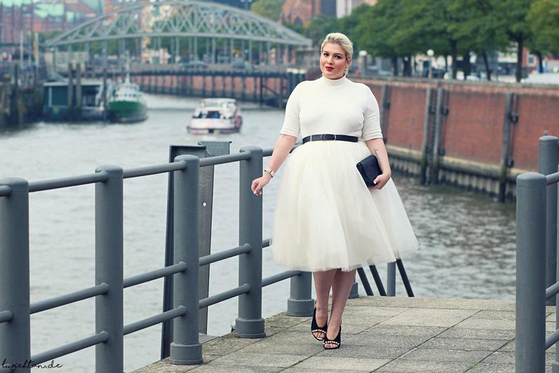 Модный блогер Plus size