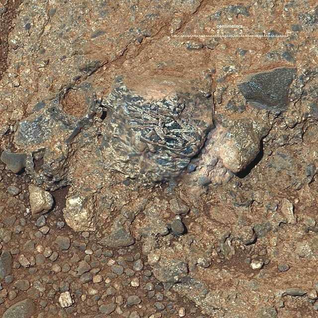 Добро пожаловать на Марс - фотографии с марсохода