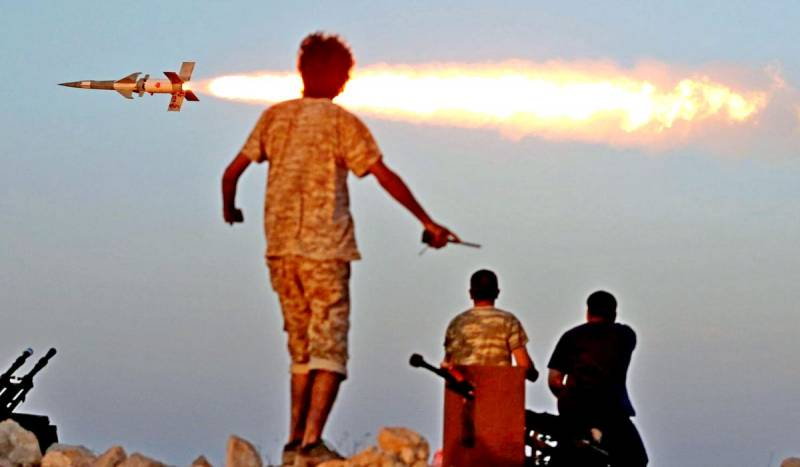 Запад приготовился: «Путин надвигается на Ливию»