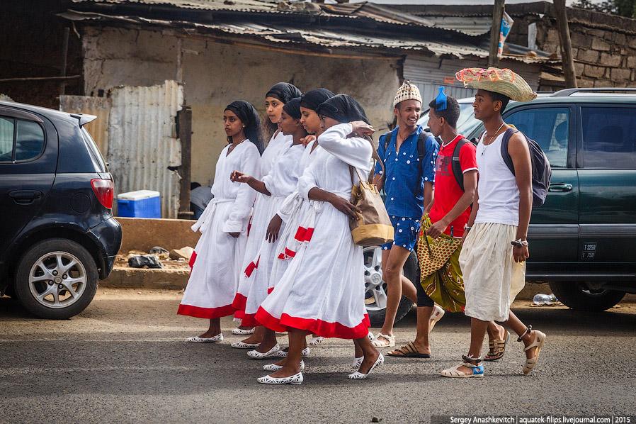 Аддис Абеба–столица Африки