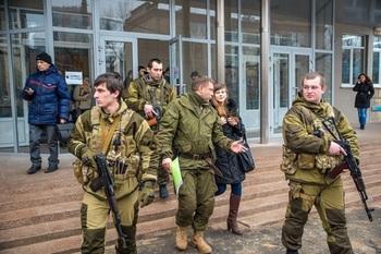 Захарченко пообещал Киеву  3 тысячи вооруженных партизан
