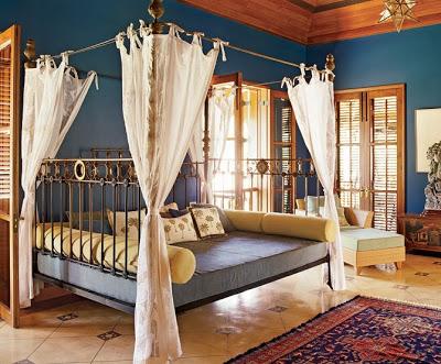 Этнические стили интерьера. Мавританский стиль
