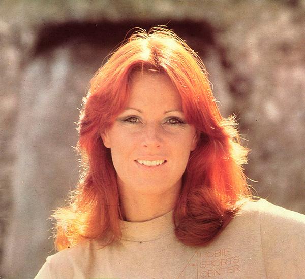 Дочь оккупанта, ставшая принцессой. Судьба «темненькой» из ABBA