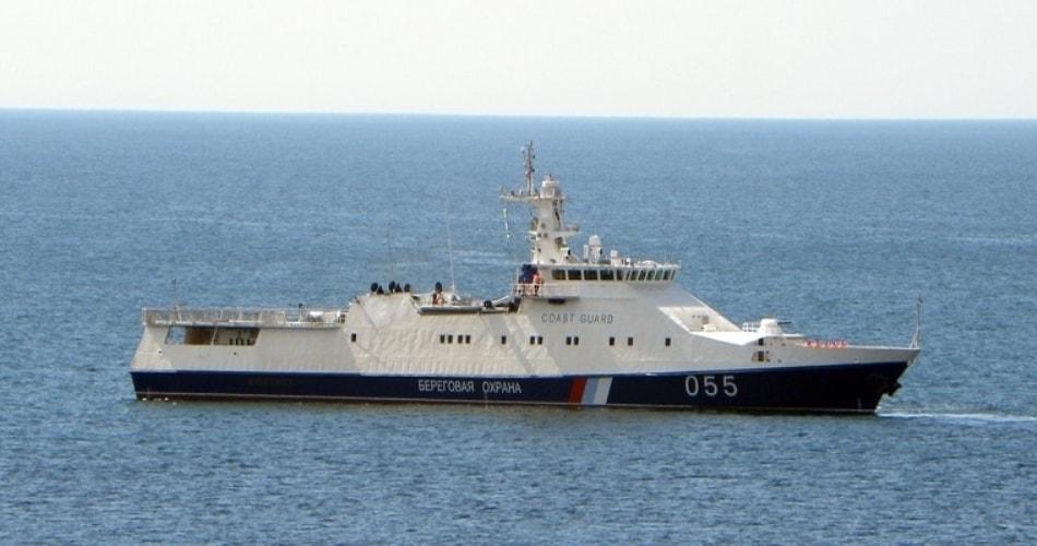 Прессинг в Азовском море