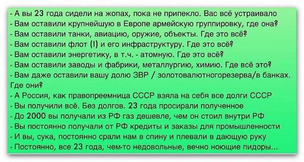 Кляты москали