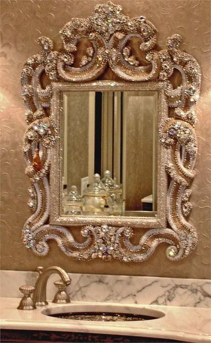 зеркала с мозаикой (17) (431x700, 148Kb)