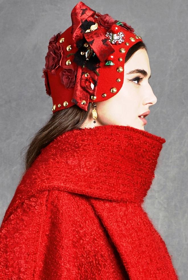 Dolce&Gabbana: ностальгический lookbook осень-зима 2015-2016