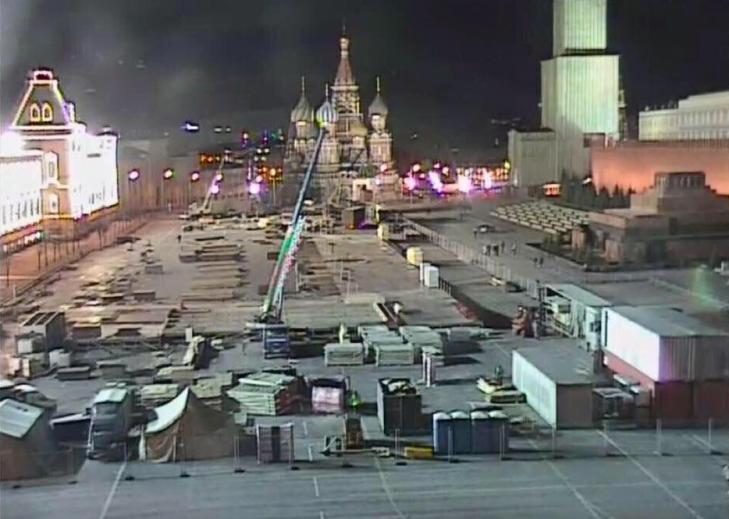 веб-камера москва красная площадь смотреть онлайн