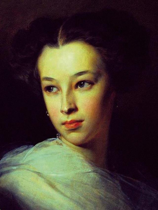 Увлекательная история жизни младшей дочери А. С. Пушкина история, пушкин