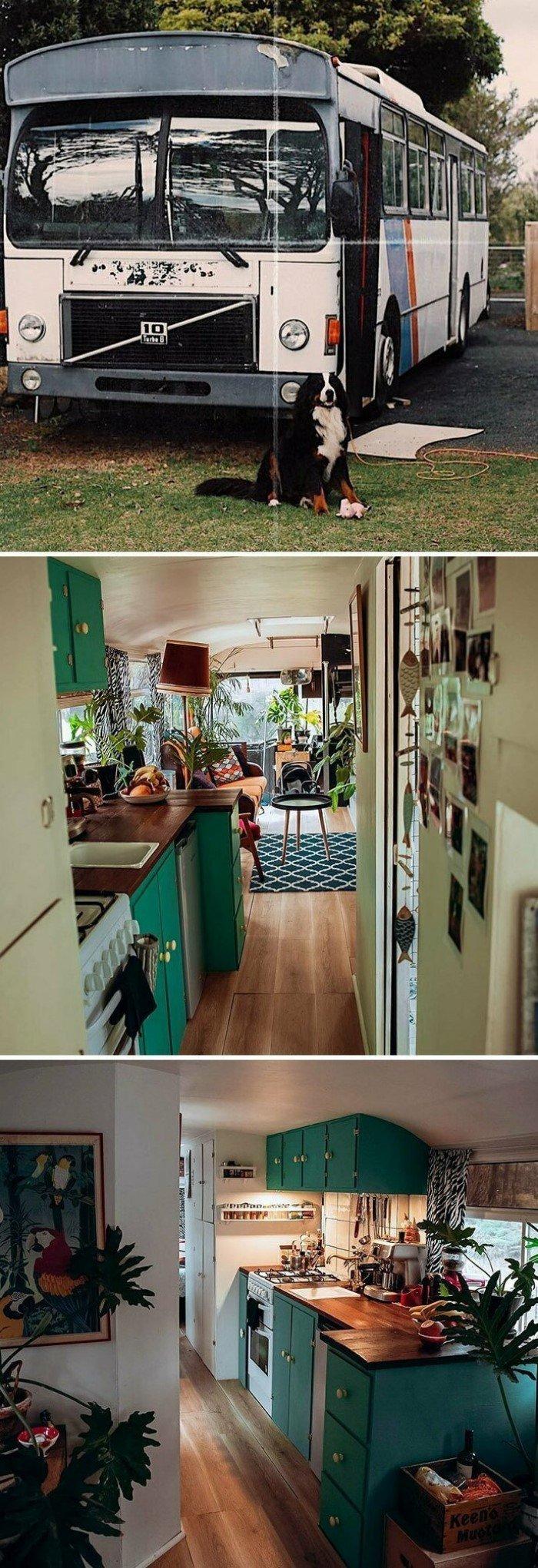 Эти дома на колесах поуютнее многих квартир!
