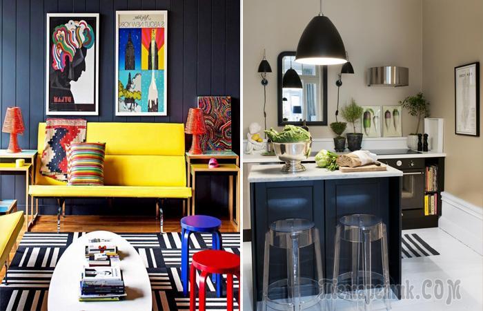 На пике популярности, или 7 смелых цветовых решений в декоре современного интерьера