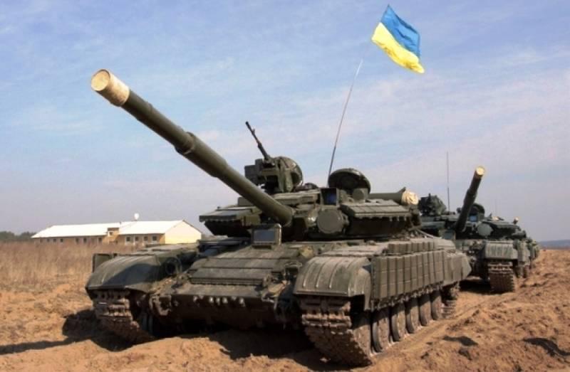 На украинские танки начали устанавливать тепловизионные прицелы