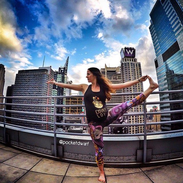 Беременные и гибкие: беременные любительницы йоги, которые заставят устыдиться своей лени