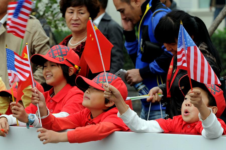 Что значат США для Китая по мнению самих китайцев? А Россия?