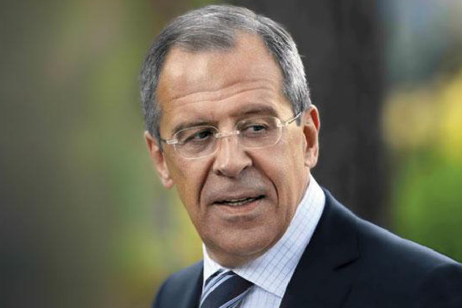 Лавров призвал Порошенко не допустить гражданской войны на Украине