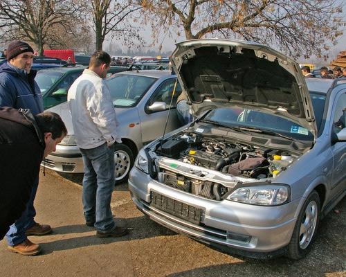 Запрет на продажу подержанных автомобилей с рук : опровержение