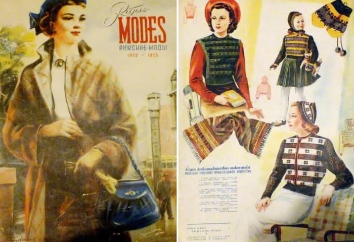 Забытое имя советской моды: Как Александра Грамолина превратила Ригу в центр моды в СССР