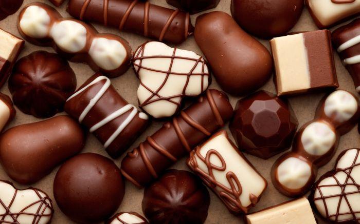 Интересные факты о конфетах.