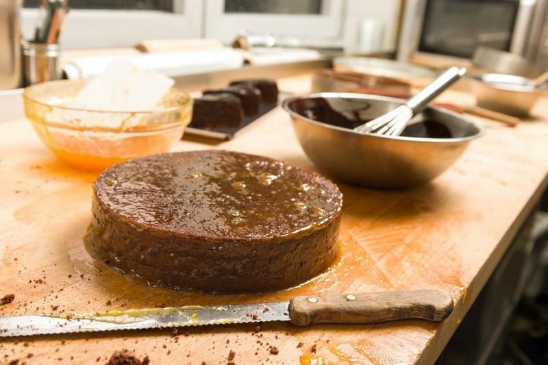 Рецепт пирога на чайной заварке
