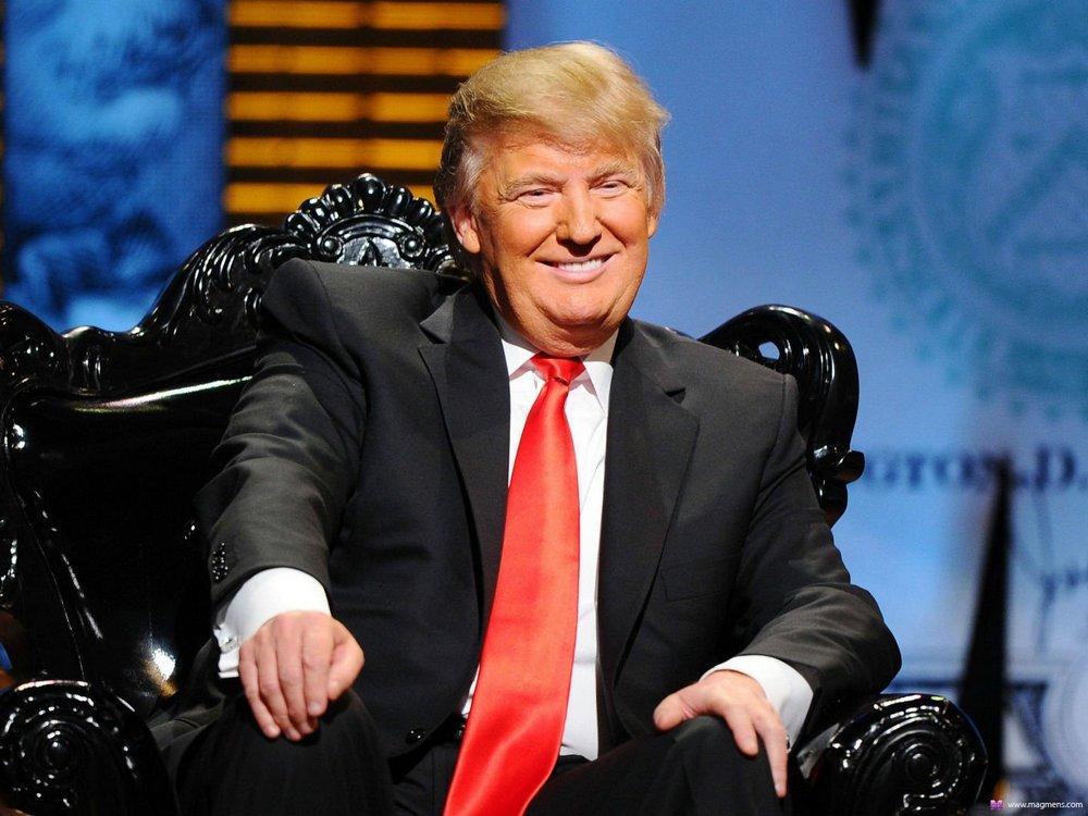 Дональд Трамп готов встретиться с Путиным
