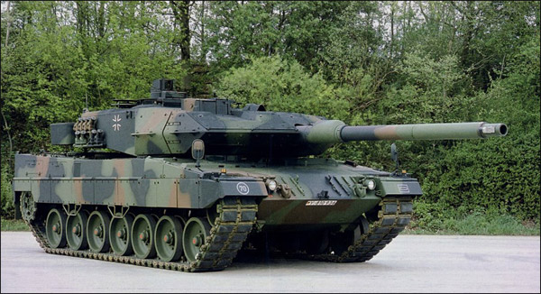 Русская смекалка, или как раздолбать немецкий танк