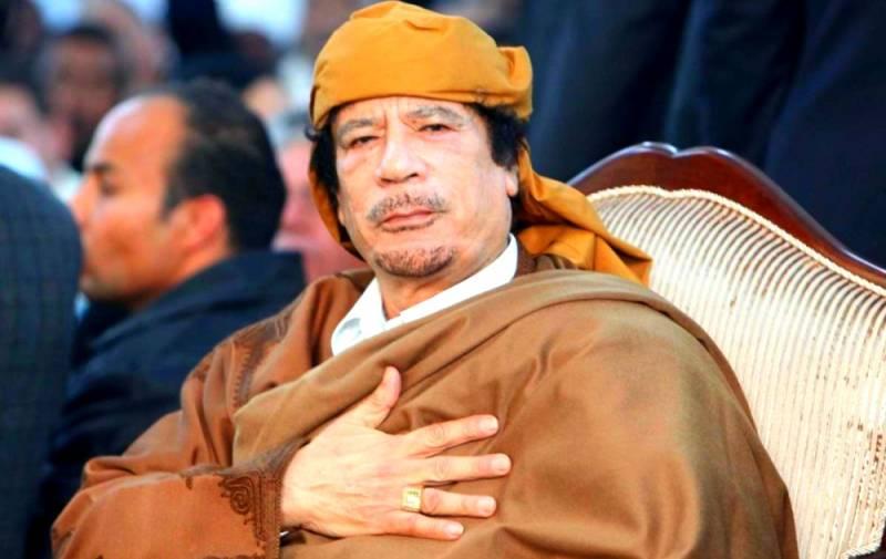 Каддафи продолжает мстить Западу