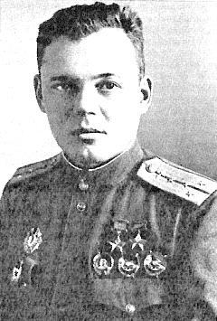 Лётчик-ас Григорий Речкалов
