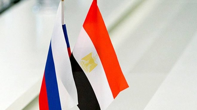 Договор между РФ и Египтом б…