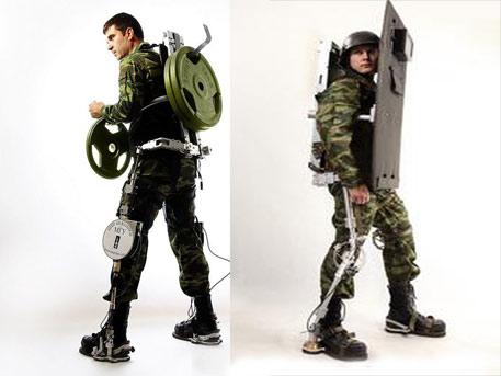 Железный человек будущего: на что способны российские солдаты в экзоскелете  и нейроинтерфейсе