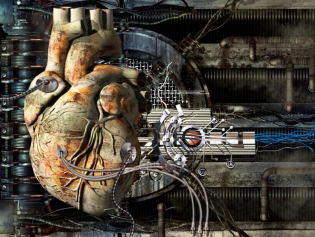 Человек-2025: механическое сердце, эмбрионы ГМО и Facebook после смерти