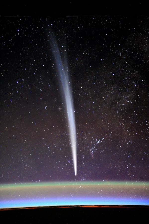 Amazing Space Photography 20 Космос от голландского астронавта Андре Киперса