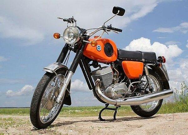 Почему мотоцикл ИЖ Планета С…