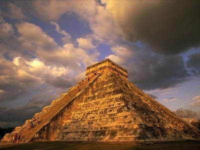 Кукулкан - Пирамида Любви