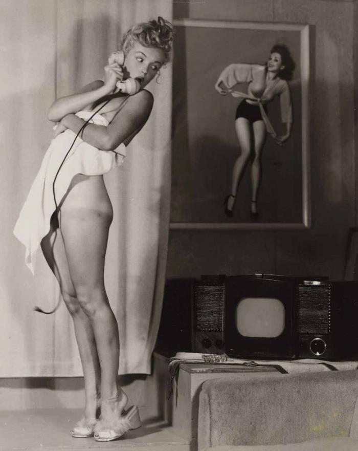 Мэрилин монро эро фото
