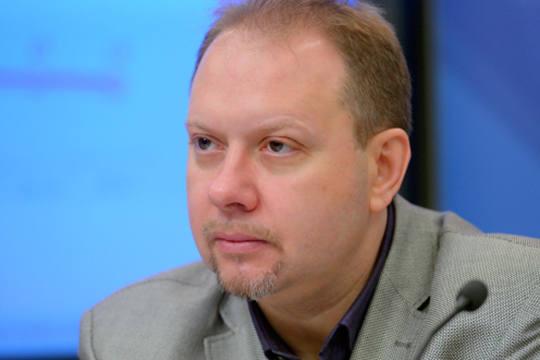 Олег Матвейчев: «Грудинин на…
