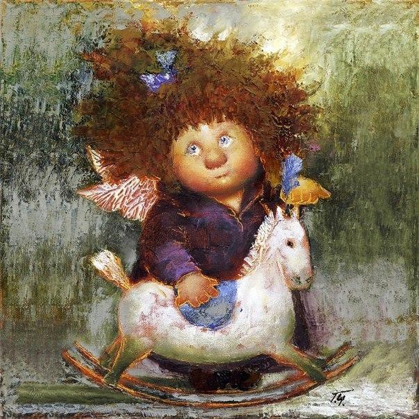 Ангелы Галины Чувиляевой