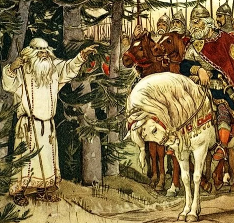 Русское язычество: кто есть кто