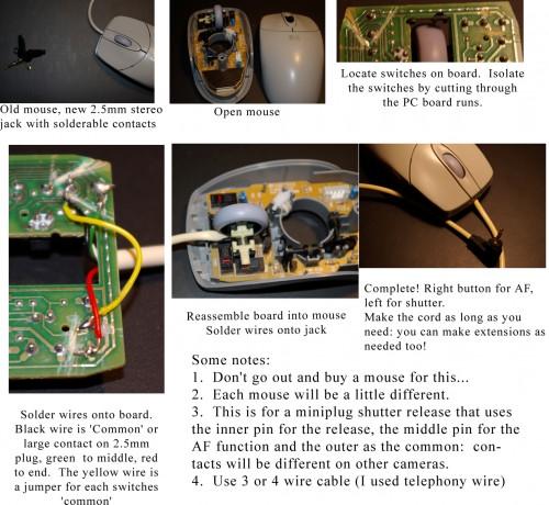 Как сделать из беспроводной проводную мышку