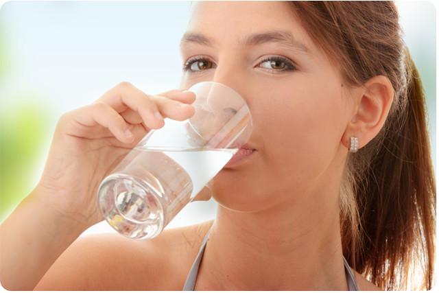 Пять глотков воды