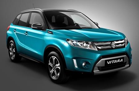 Suzuki привезет в Россию две новые модели в 2016 году