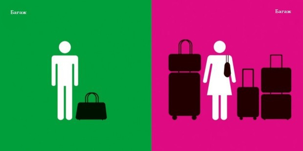 мировосприятие мужчин и женщин