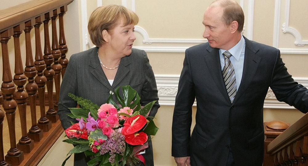 Forbes: Германия предаёт Евросоюз ради России