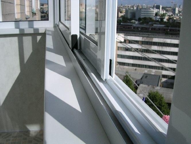 Раздвижные окна. Виды, спосо…